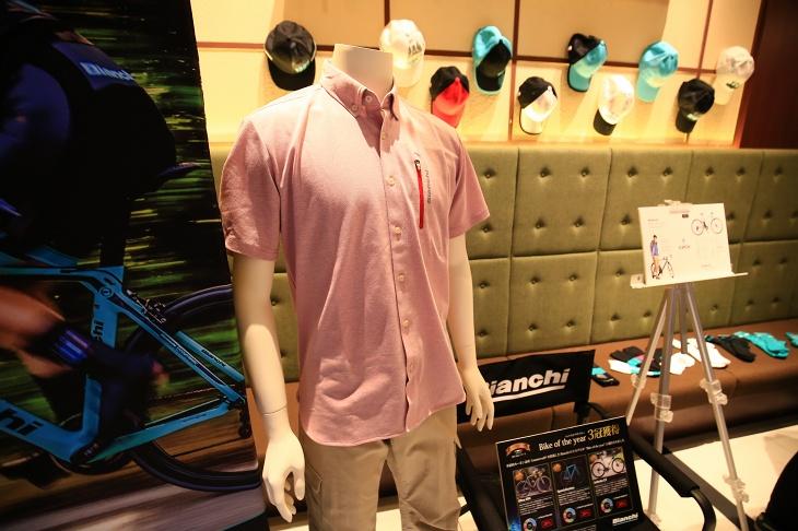ボタンシャツなど新しいアパレルコレクション「スポーツシリーズ」もリリース