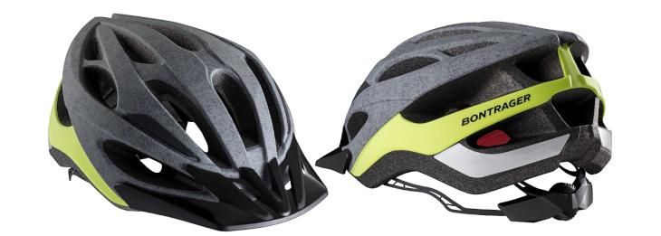 ボントレガー Solstice Asia Fit Helmet(Grey/Visibility)