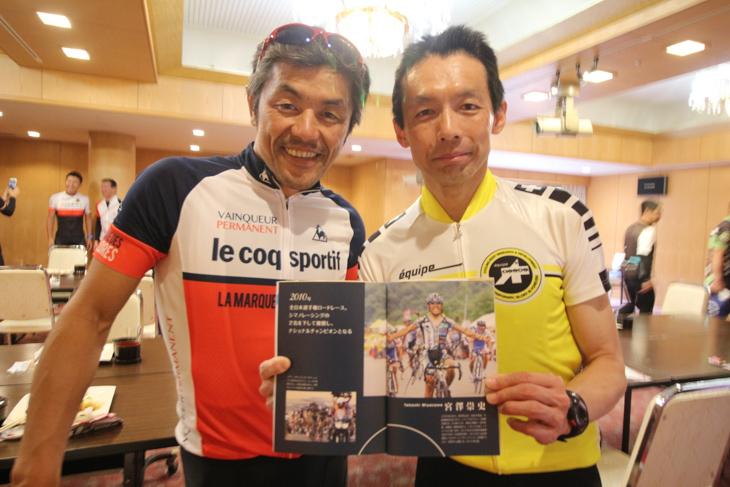 宮澤崇史さんの書籍にサインを貰った人も