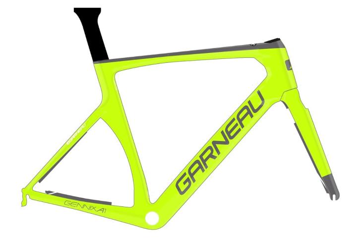 ガノー GENNIX A1(京都産業大学カラー)