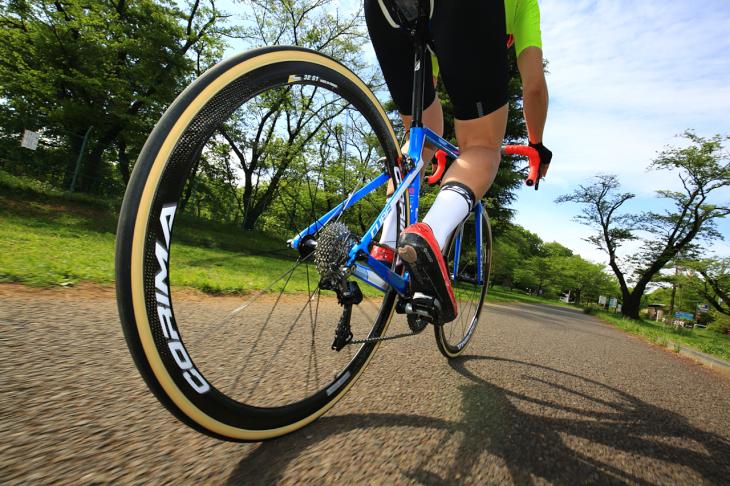 「上位グレードに匹敵するほど高性能なオールラウンドホイール」杉山友則(Bicicletta IL CUORE)