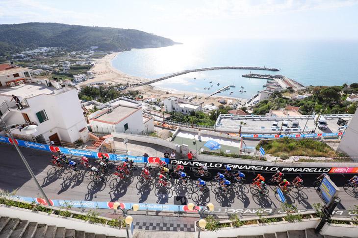 アドリア海を見下ろすペスキチの町 | cyclowired
