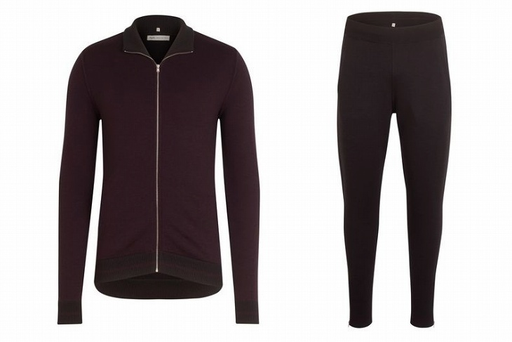 Rapha Coppi Merino Warm Up Jacket&Coppi Merino Warm Up Trouser