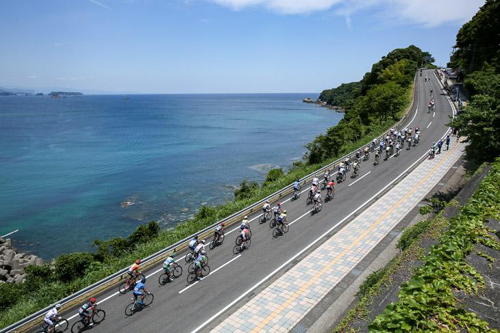 4日連続晴天のツール・ド・熊野も最終ステージ