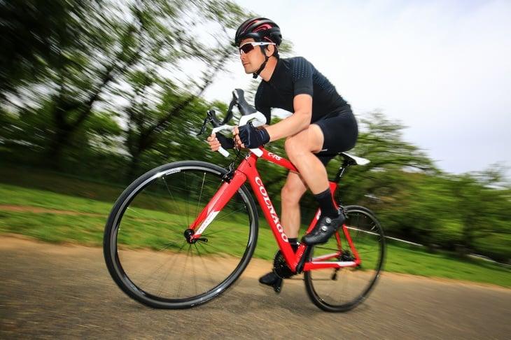 「疲労が溜まりにくく、ロングライドなどのサイクリングに最適」吉田幸司(ワタキ商工株式会社 ニコー製作所)