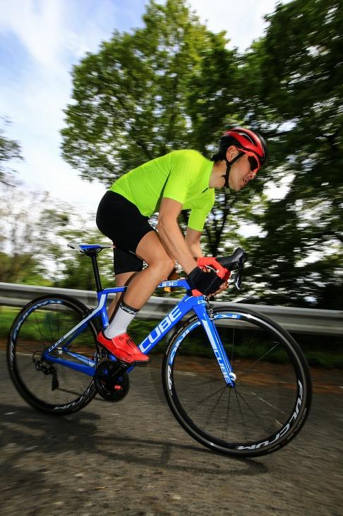 「レーシングバイク然とした反応性の良さと挙動の軽さ」杉山友則(Bicicletta IL CUORE)