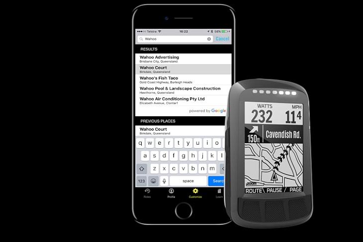 スマホアプリと連携してナビゲーションも簡単に行える