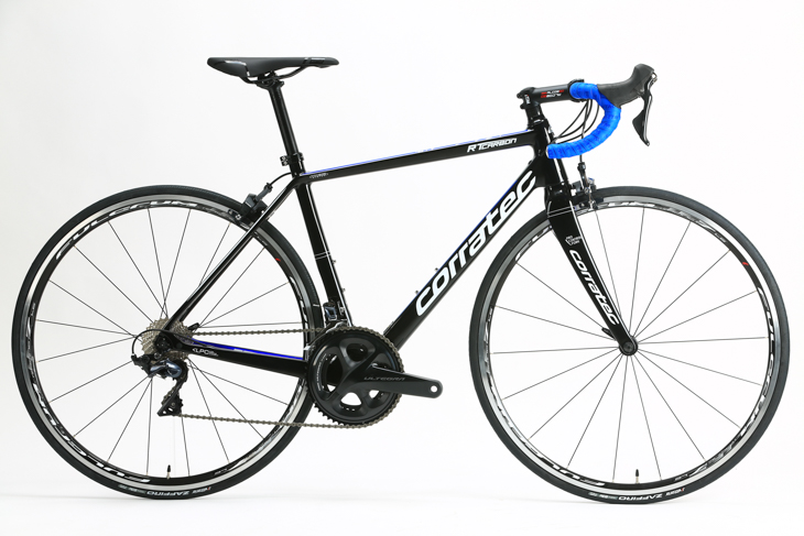 コラテック R.T.CARBON New ULTEGRA (CARBON/BLUE)