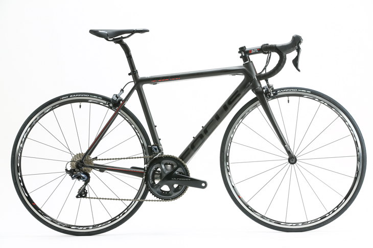 フォーカス IZALCO MAX New ULTEGRA(Matt Carbon/Red)