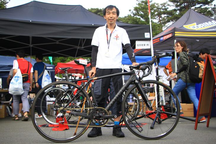 橋本さん(服部産業)ウィリエール Zero-6