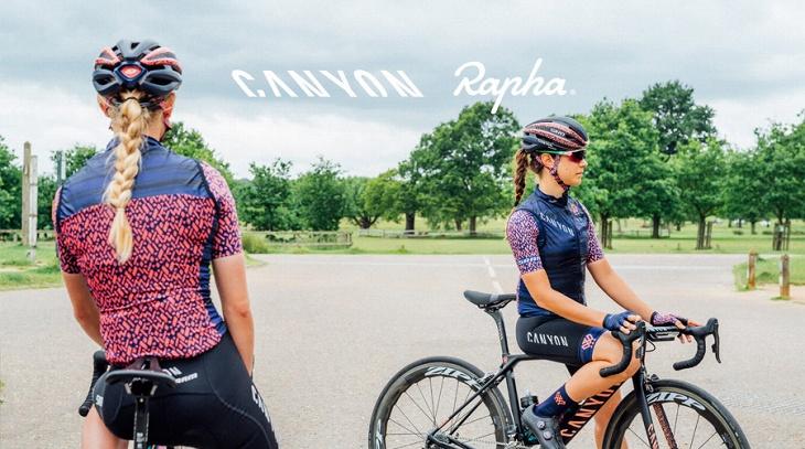 Canyon プレゼンツRapha Women's 100 キックオフミー ティング