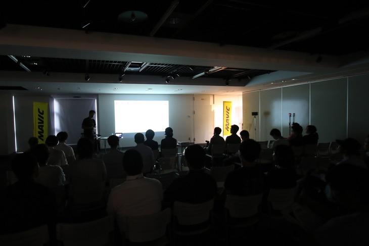 東京都内で開催されたメディア向け展示説明会