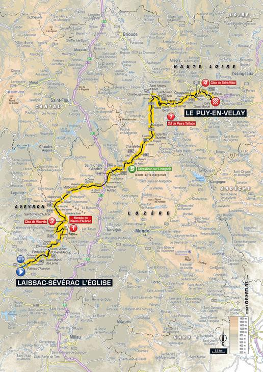 ツール・ド・フランス2017第15ステージ