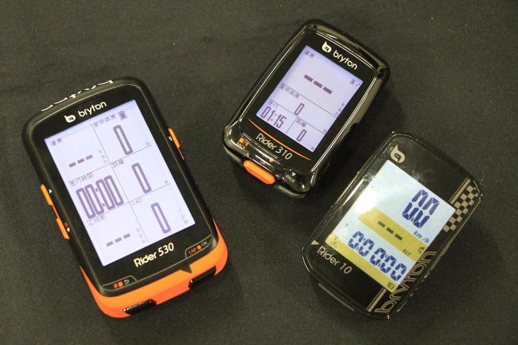 ブライトンのコストパフォーマンスに優れるサイクルコンピューターシリーズ「Rider」