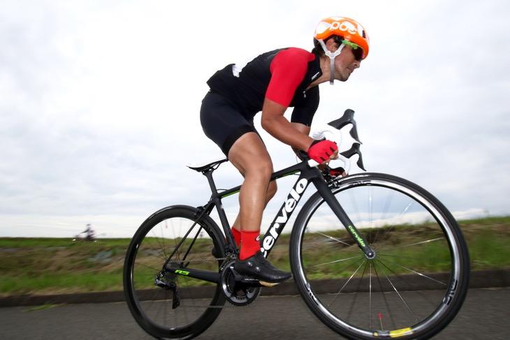 「ぐっと全体のバランスが上がった。フラッグシップにふさわしい走り」鈴木卓史(スポーツバイクファクトリー北浦和スズキ)