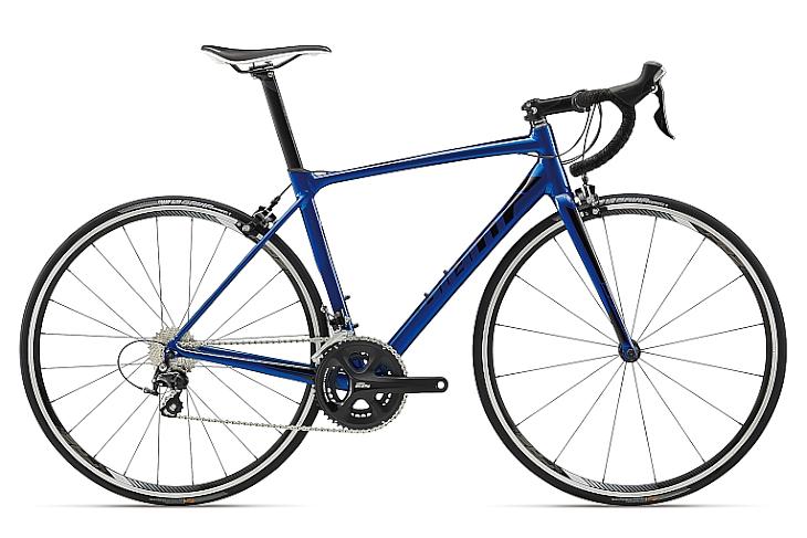 ジャイアント TCR SLR 2(ブルー)
