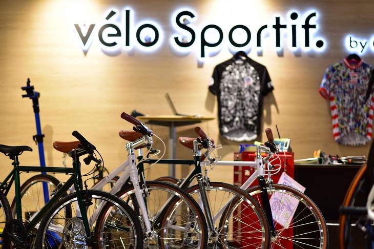 ベロスポルティフは横浜市港北区ある自転車ショップ