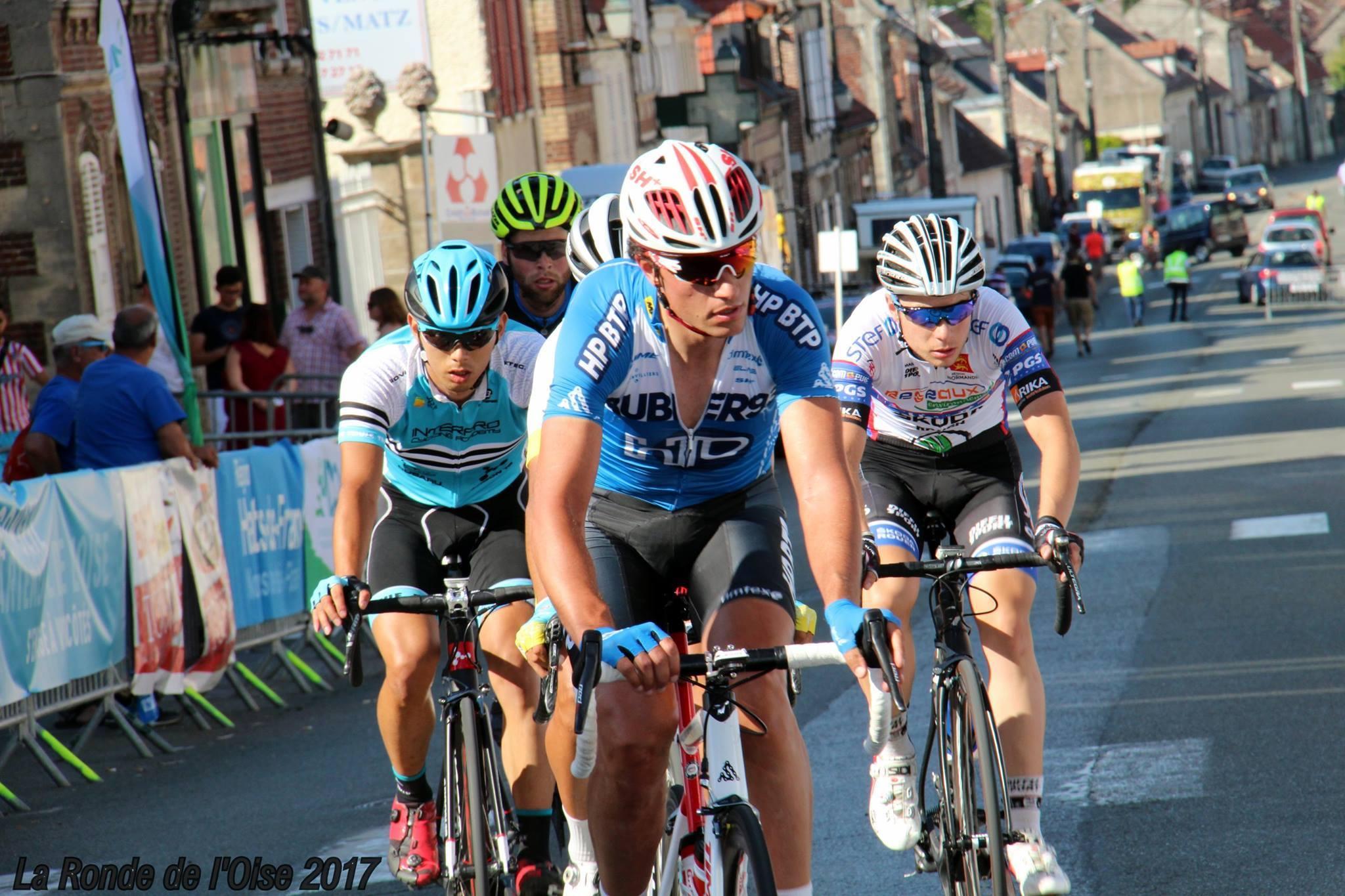 4日間開催されたロンド・ド・ロワーズ(UCI2.2)