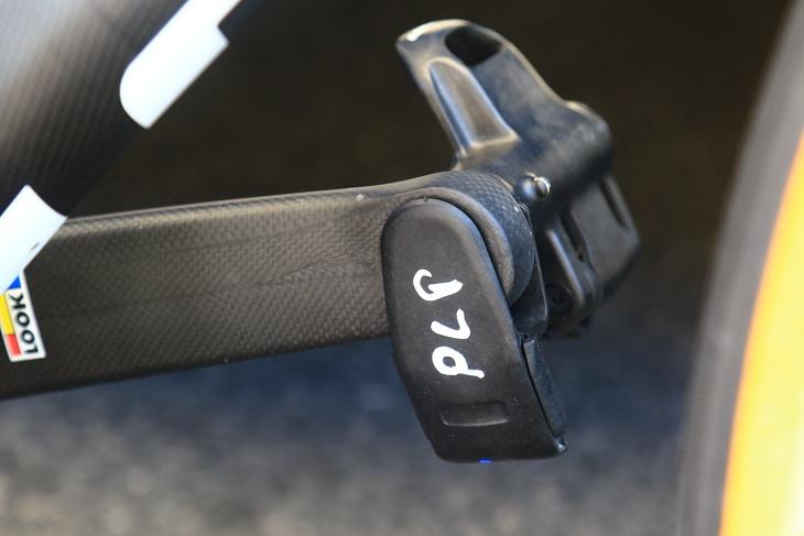 パワー計測にペダルタイプのパワーメーターKEO POWERを使用する