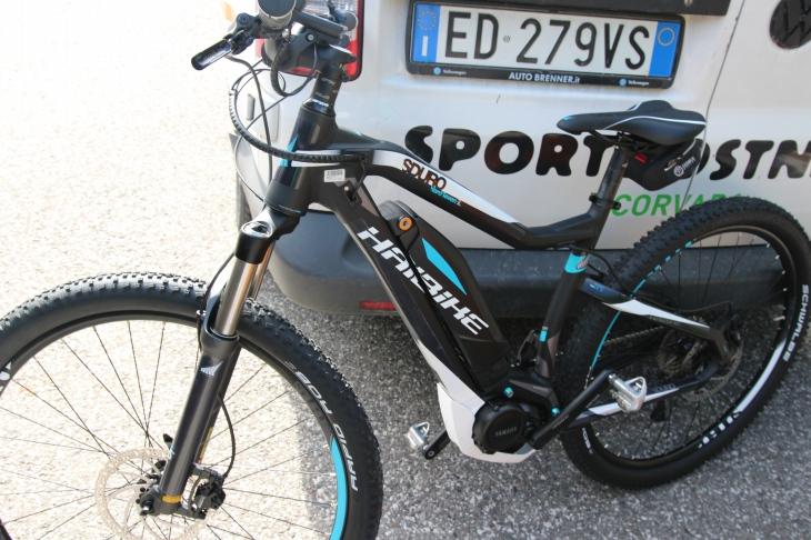 e-bikeのレンタルも