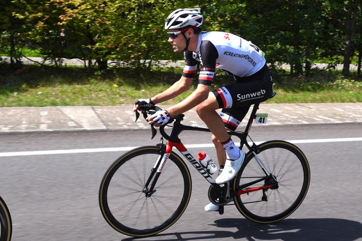 ジロ・デ・イタリア覇者のトム・デュムラン(オランダ、サンウェブ)も出場