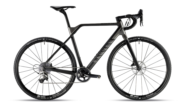 Inflite CF SLX 8.0 Pro Race - Stealth