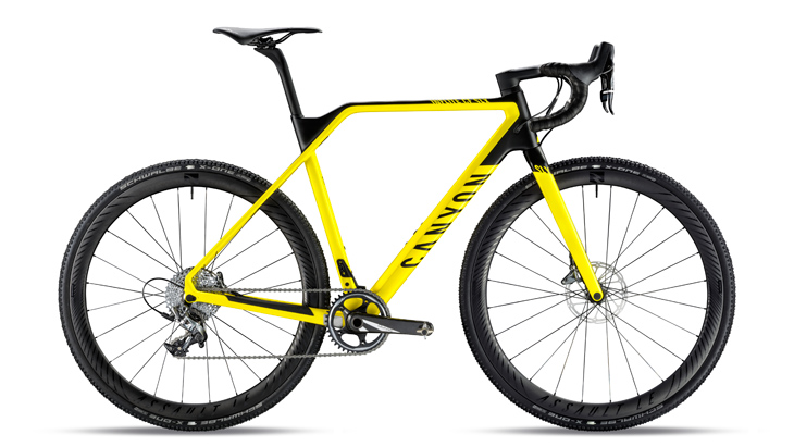 Inflite CF SLX 9.0 Pro Race - Lightning Yellow