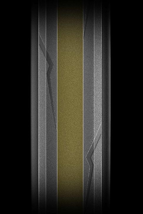 トレッドを3分割しそれぞれの箇所に最適な機能を持たせたFunctional Groove Design