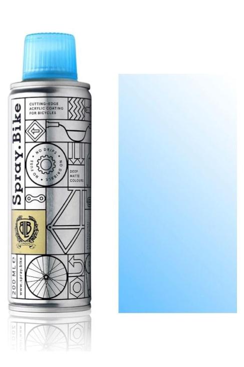 スプレーバイク 200ml POCKET Clear(Fluro Blue Clear)