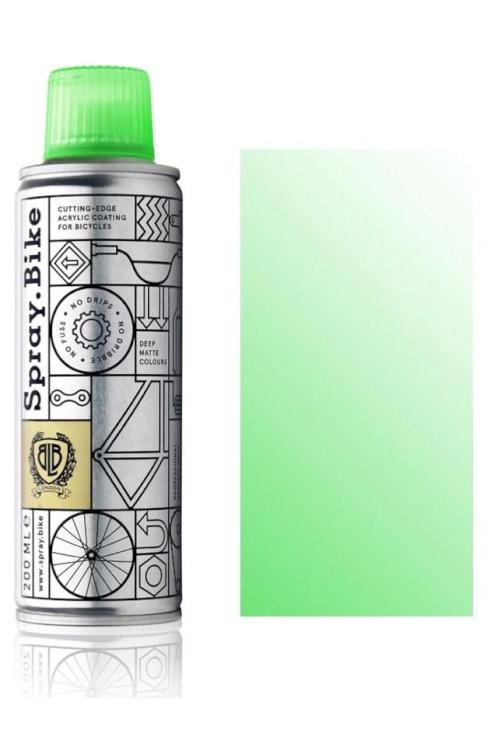 スプレーバイク 200ml POCKET Clear(Fluro Green Clear)