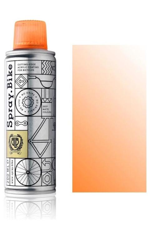 スプレーバイク 200ml POCKET Clear(Fluro Orange Clear)