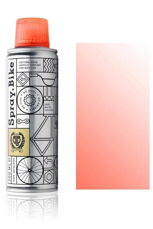 スプレーバイク 200ml POCKET Clear(Fluro Sunset Pink Clear)