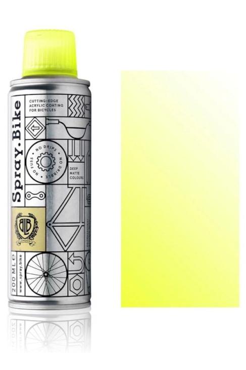 スプレーバイク 200ml POCKET Clear(Fluro Yellow Clear)