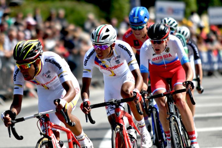 世界自転車選手権男子追い抜き歴代優勝者 - UCI Track Cycling World ...