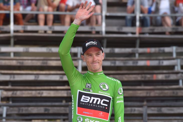 マイヨプントスは設定なしだがローハン・デニス(オーストラリア、BMCレーシング)が獲得