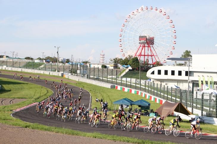 第34回シマノ鈴鹿ロードレース