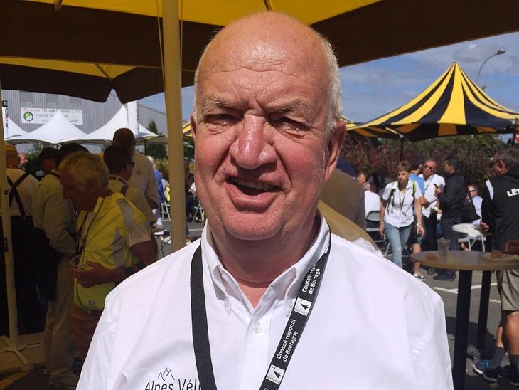 ツール・ド・フランスのテクニカル・ディレクターも務めたジャン