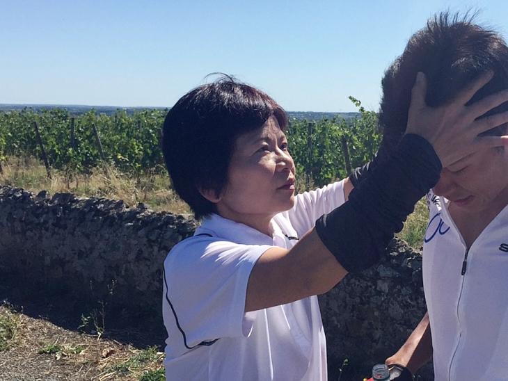 チームドクター 内田彰子さん