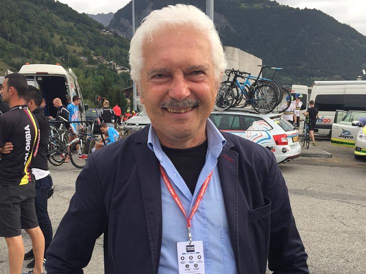 アンドローニ・ジョカトーリ代表、ジャンニ・サヴィオ氏