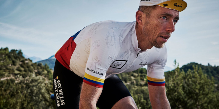 Rapha COLOMBIA PRO TEAM JERSEY