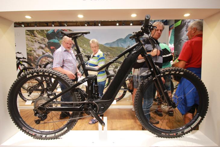 スコットはPREMIUMラインのE-MTBを発表。超ハイエンドのEバイクだ