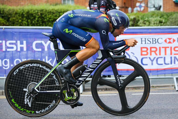 ステージ21位/41秒差 ヨナタン・カストロビエホ(スペイン、モビスター)
