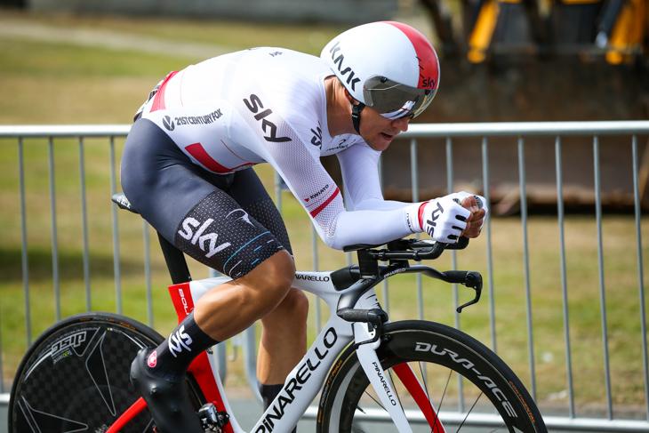 ステージ7位/17秒差 ミカル・クウィアトコウスキー(ポーランド、チームスカイ)