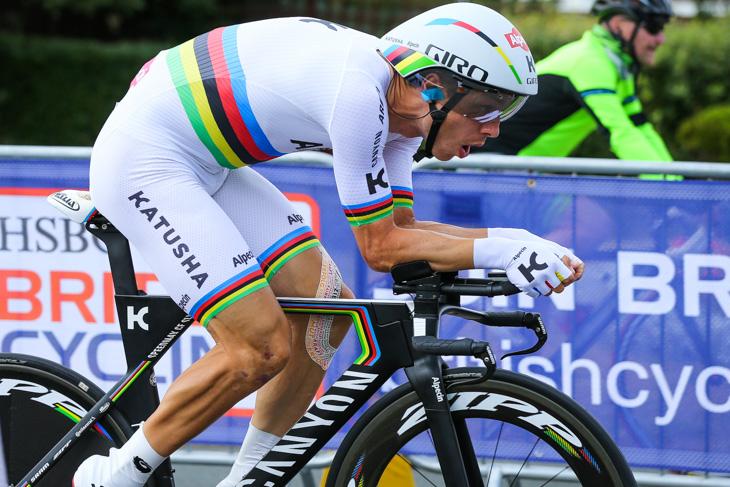ステージ6位/12秒差 トニー・マルティン(ドイツ、カチューシャ・アルペシン)