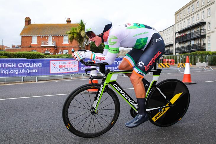 ステージ11位/25秒差 ライアン・ミューレン(アイルランド、キャノンデール・ドラパック)