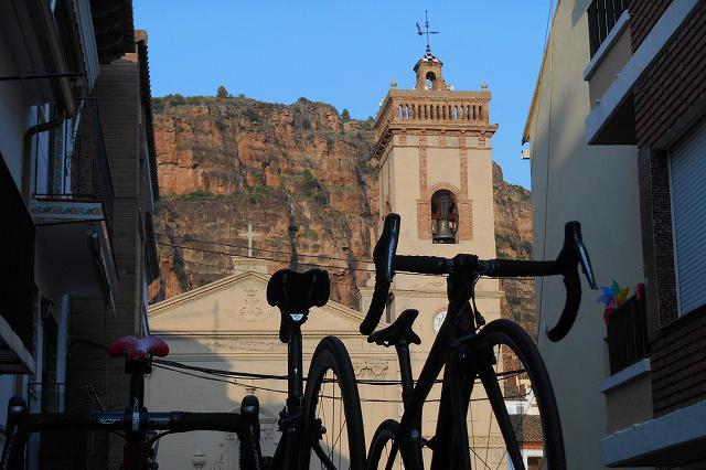 スペイン、オロカウで行われたボルタ・シクリスタ・バレンシア第2ステージ