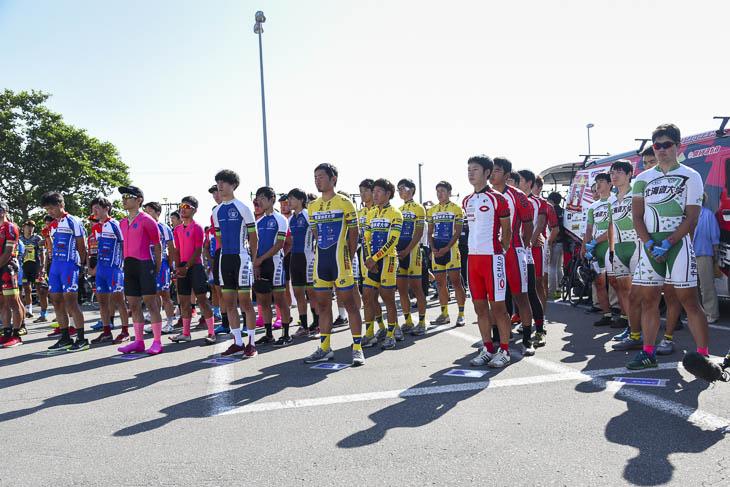 今年のツール・ド・北海道には5校の大学チームが出場した