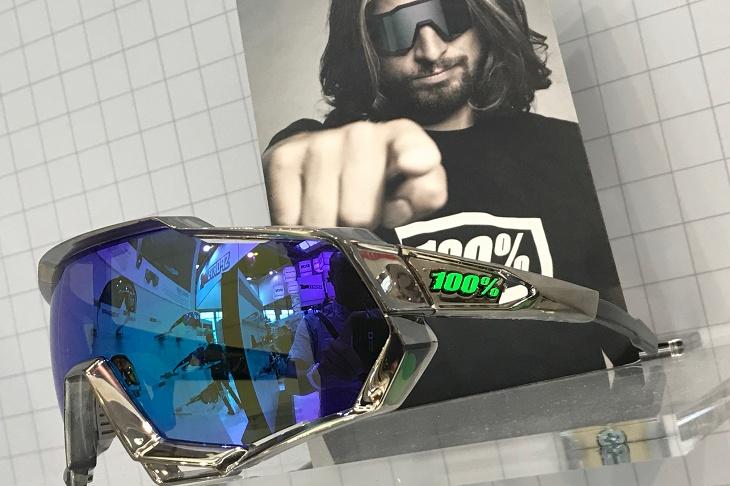 100%サングラスのサガン限定モデル SPEED CRAFT