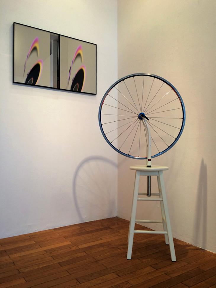 「ARTxBIKE」 展 出品作品  2016年開催の第2回展示より