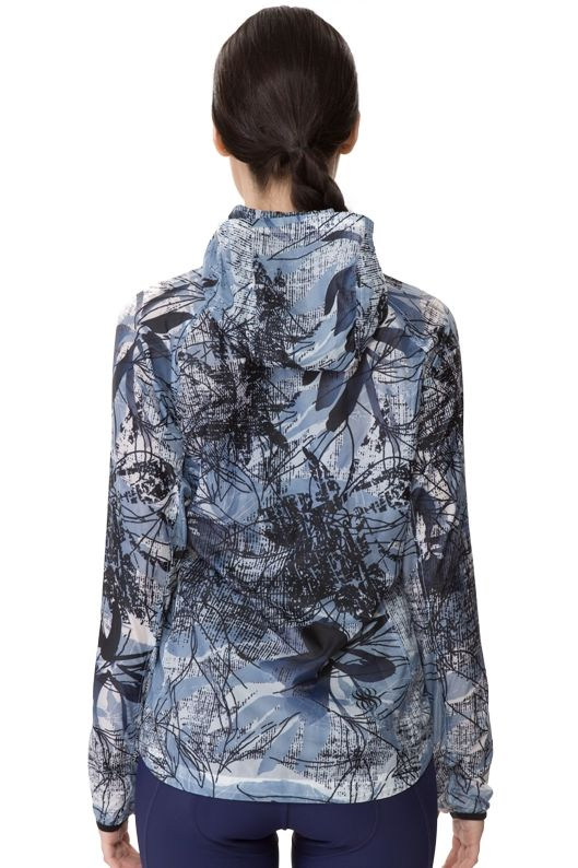 LIGNE8 TROPIC PACKABLE WIND JACKET